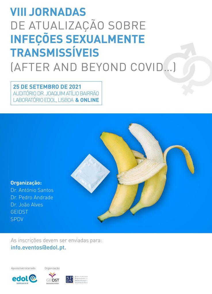 VIII Jornadas de atualização sobre infeções sexualmente transmissíveis (after and beyond Covid)
